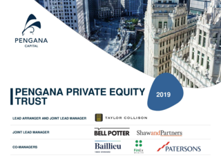 Pengana Private Equity Trust