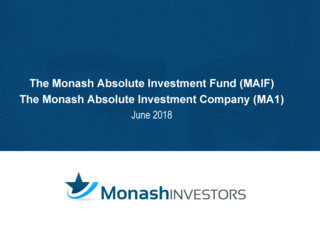 Monash Investors