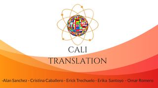 Equipo#4_ CaliTranslation