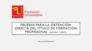 Pruebas FP (Libres)