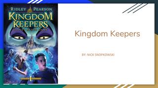 Kingdom Keepers by nick snopko
