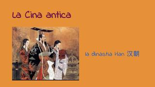 La Cina antica - 3