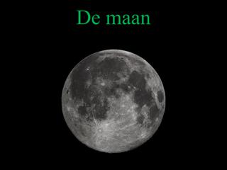 De maan + per. hemelvers.