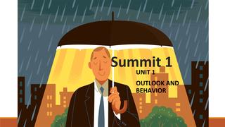 Summit 1 Unit 1