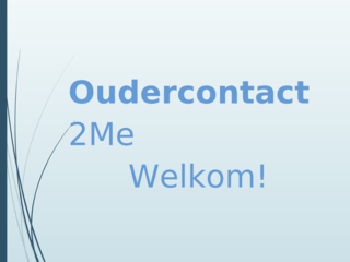 Oudercontact 2Me