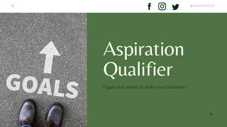 Aspiration Qualifier