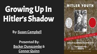 Growing Up In Hitler's Shadow