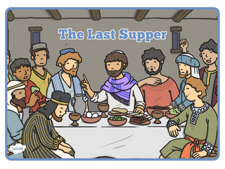 The-Last-Supper-Story