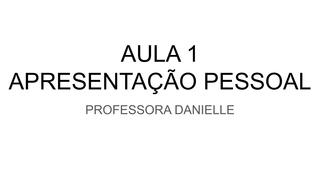 AULA 1 - NEPPE