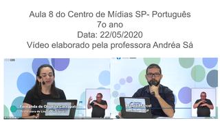 Atividade 8 - CMSP 22/05