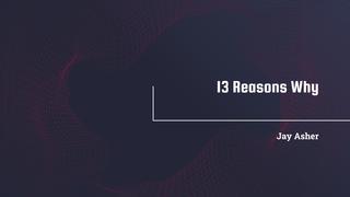 Reagan Boyett-13 Reasons Why B