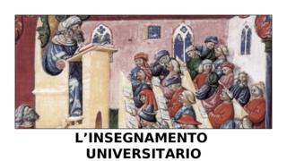 ORGANIZZAZIONE UNIVERSITARIA