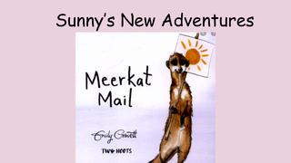 English Tuesday Sunny's New Ad