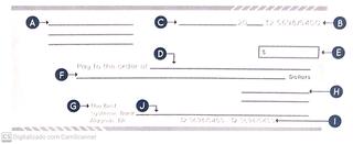 L. 43 - American Check