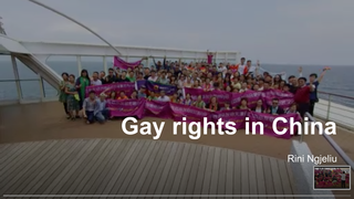 Gay rights in China