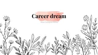 English career dream