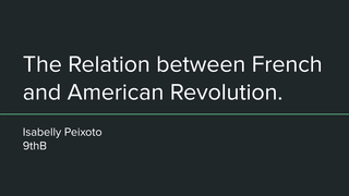 The Relation between French an