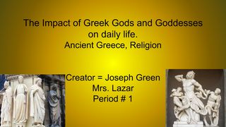 Joseph Green -  2020 HistoryCo