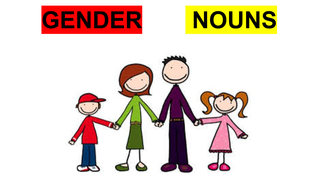 Gender Nouns