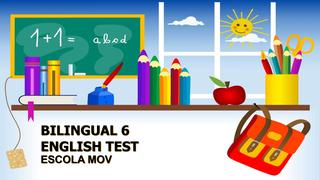 Bilingual 6 - P2 | 2nd Tri.