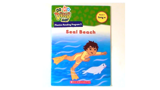 GO, DIEGO, GO! - SEAL BEACH