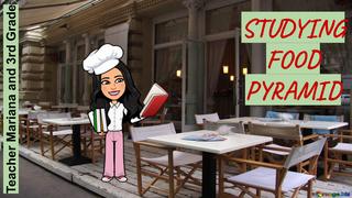 Studying Food Pyramid