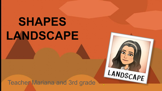 Shapes Landscape