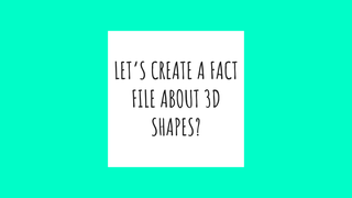 Cópia de FACT FILE ABOUT 3D SH