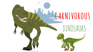 Carnivore Dinossaurs