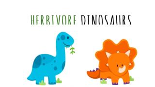 Herbivores Dinosaurs