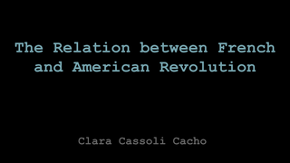 French and America Revolution