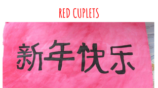 red cuplets