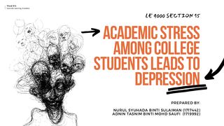 Academic Stress Among Students