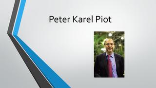 Peter Karel Piot