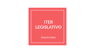 ITER LEGISLATIVO