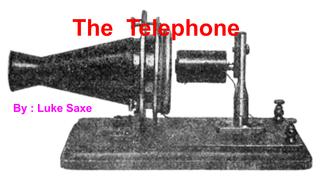 LUKE SAXE - Ch. 19 Invention M