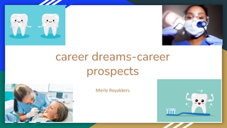 career dreams-career prospects