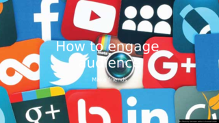 how to be an influencer
