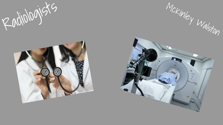 Radiologists presentation