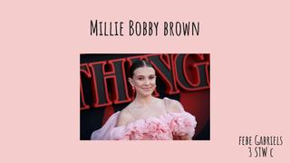 Millie Bobby brown frans