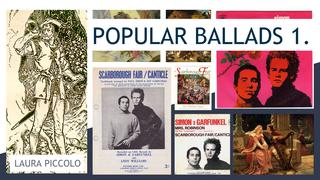 Popular Ballads 1