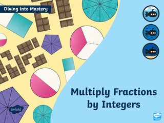 Powerpoint - Multiply Fraction