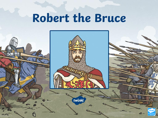 Robert the Bruce and the Battl