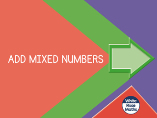 Add mixed numbers 8.1.21