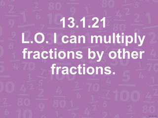 Lesson Presentation Multiplyin