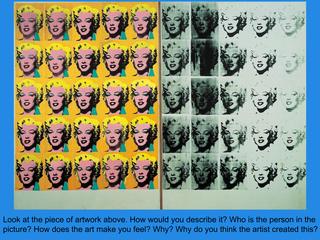 Andy Warhol and Pop Art Presen