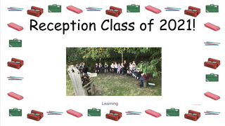 Reception Learning 13.7