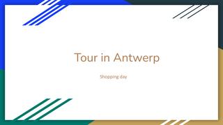 TourAntwerpSarahMoonen