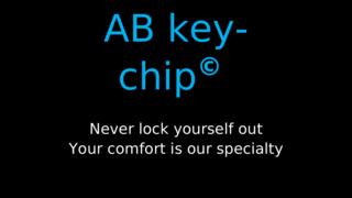 AB key-chip