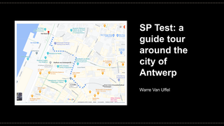 SP Test: Touring